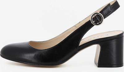 EVITA Damen Sling Pumps JENNY in schwarz, Produktansicht