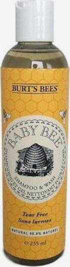 BURT'S BEES Shampoo & Shower Gel in gelb, Produktansicht