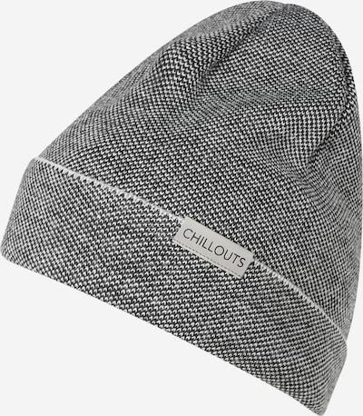 chillouts Bonnet 'Kilian' en gris, Vue avec produit