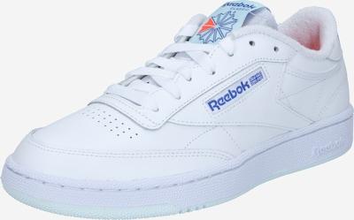 Reebok Classic Zemie brīvā laika apavi 'Club C 85' zils / balts, Preces skats