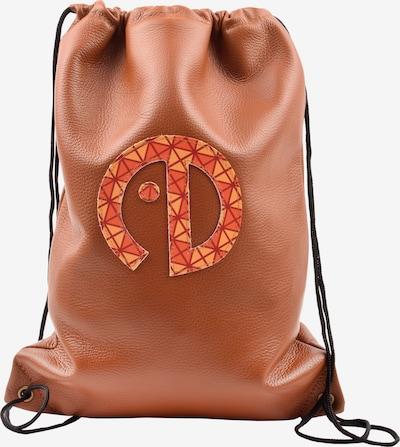 ebarrito Buideltas 'WORKOUT BAG' in de kleur Bruin, Productweergave