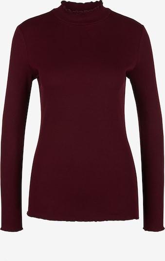 s.Oliver Shirt in dunkelrot, Produktansicht