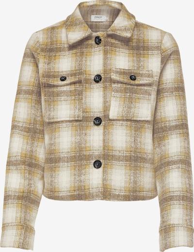 Only (Tall) Prijelazna jakna 'Lou' u bež / smeđa / žuta, Pregled proizvoda