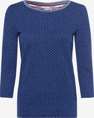 KangaROOS Shirt in hellblau / weiß, Produktansicht