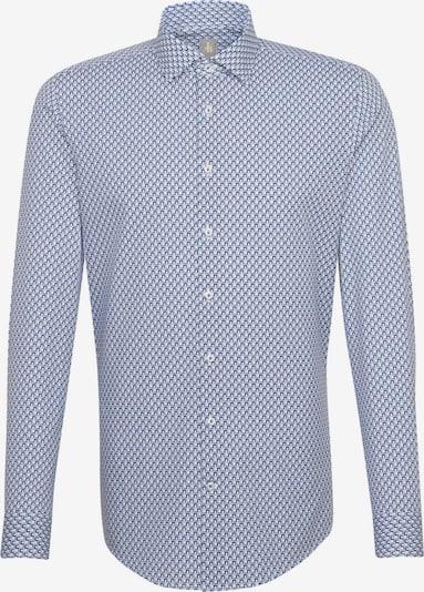 Jacques Britt Hemd ' Slim Fit ' in blau, Produktansicht