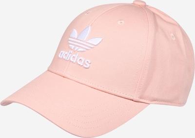 ADIDAS ORIGINALS Cap in rosa / weiß, Produktansicht