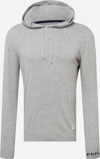 Pepe Jeans Pullover 'GASTON' in ecru / graumeliert, Produktansicht