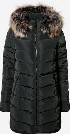 ONLY Manteau d'hiver 'New Minea' en vert foncé, Vue avec produit