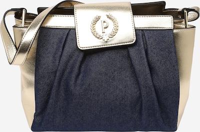 POLLINI Tasche in navy / gold, Produktansicht