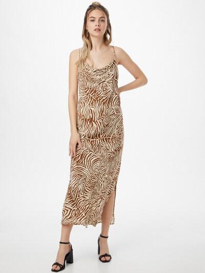 Samsoe Samsoe Haljina 'Apples' u boja pijeska / karamela, Prikaz modela