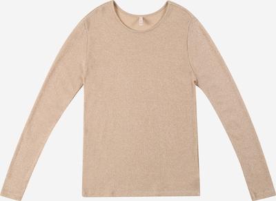 KIDS ONLY Тениска 'DANA' в светлокафяво, Преглед на продукта