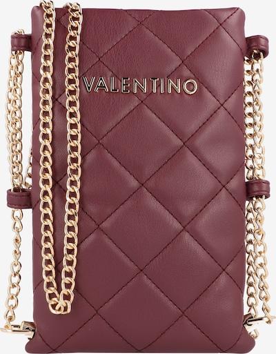 Valentino Bags Protection pour smartphone 'Ocarina' en lie de vin, Vue avec produit