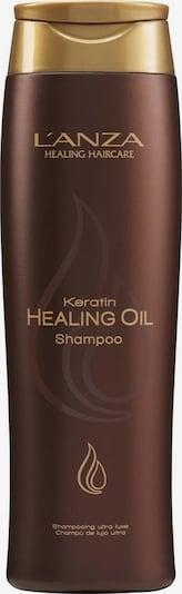 Lanza Shampoo 'Healing Oil ' in braun, Produktansicht