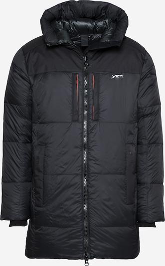 YETI Outdoor jacket 'Skansholm' in Black / White, Item view