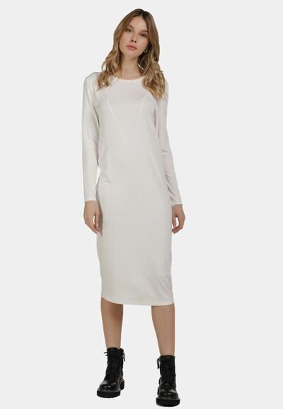 DreiMaster Vintage Kleid in naturweiß, Modelansicht