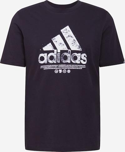 ADIDAS PERFORMANCE Toiminnallinen paita värissä musta / valkoinen, Tuotenäkymä