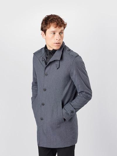 SELECTED HOMME Přechodný kabát 'Noah' - chladná modrá, Model/ka