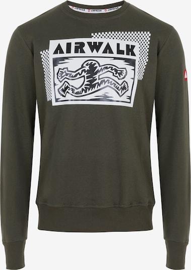AIRWALK Sweatshirt in grün, Produktansicht