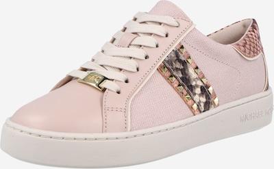 Sneaker low 'KEATON' MICHAEL Michael Kors pe bej / roz / negru, Vizualizare produs