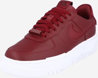 Nike Sportswear Trampki niskie 'Air Force 1 Pixel' w kolorze rubinowo-czerwonym, Podgląd produktu