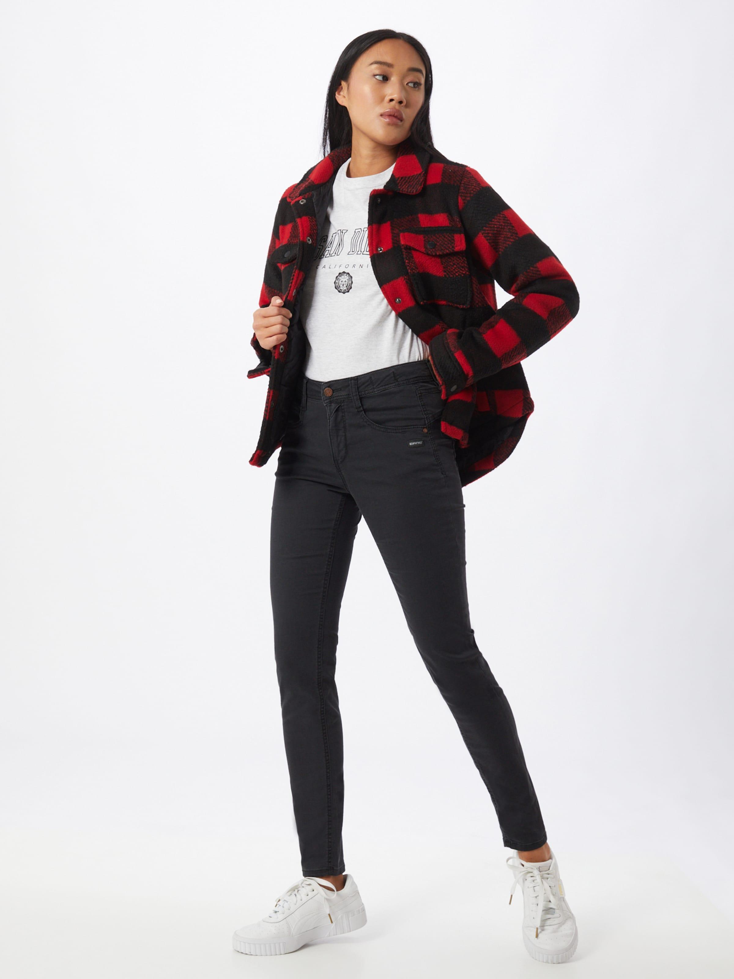 Gang Jeans 'Amelie' i svart denim