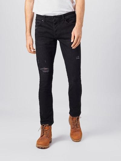 Only & Sons Jeans 'ONSLOOM LIFE' in de kleur Zwart, Modelweergave