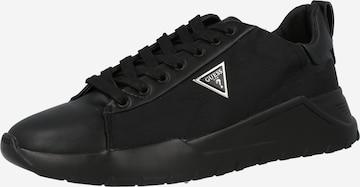 GUESS Sneaker 'LUCCA' in Black