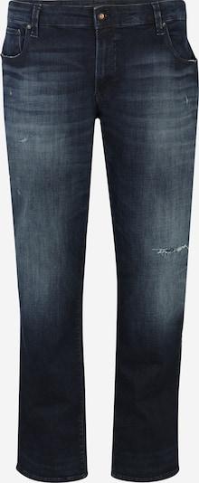 Jack & Jones Plus Jeans 'Glenn' in navy, Produktansicht