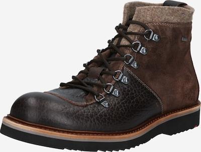 LLOYD Čizme sa vezicama u smeđa / tamno smeđa, Pregled proizvoda