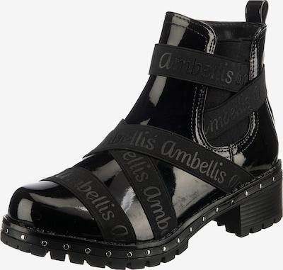 ambellis Chelsea Boots in schwarz, Produktansicht