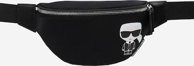 Karl Lagerfeld Ledvinka - krémová / černá / bílá, Produkt
