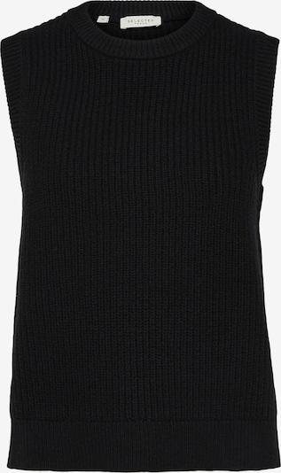 Pullover Selected Femme (Petite) di colore nero, Visualizzazione prodotti