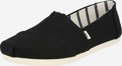 TOMS Slip-ons 'ALPARGATA' in Black, Item view