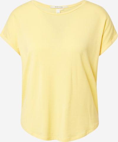 Q/S designed by T-Shirt in gelb, Produktansicht