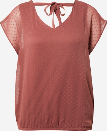 ABOUT YOU Shirt 'Jaden' in Red