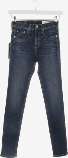 rag & bone Jeans in 27 in blau, Produktansicht
