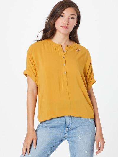 Bluză 'RICOTA' Ragwear pe galben miere, Vizualizare model