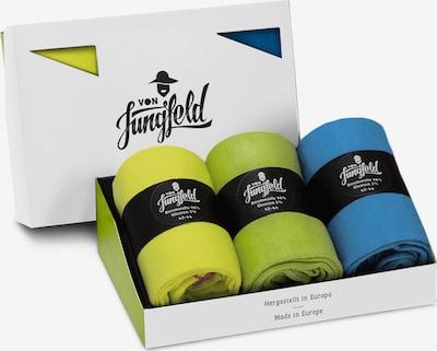 Von Jungfeld Strand-Land-Fluss in mischfarben, Produktansicht