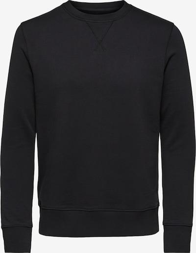 SELECTED HOMME Sweatshirt  'JASON' in schwarz, Produktansicht
