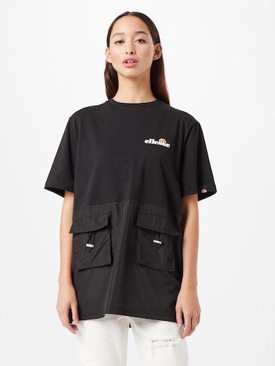 ELLESSE T-shirt 'Ardrea' en noir: Vue de face