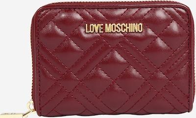 Love Moschino Peněženka - vínově červená, Produkt