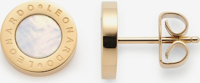 LEONARDO Ohrstecker in gold, Produktansicht