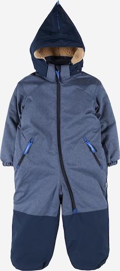 Completo funzionale 'TURVA ICE' FINKID di colore blu colomba / blu scuro, Visualizzazione prodotti