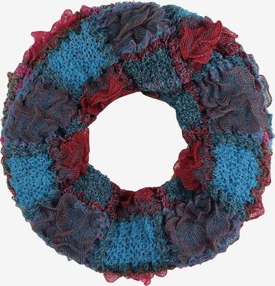 IZIA Rørformet tørklæde i blandingsfarvet, Produktvisning