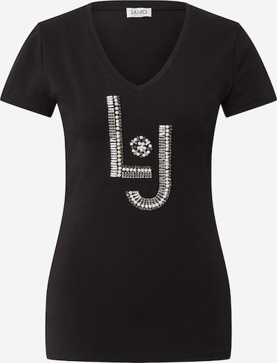 LIU JO JEANS Shirt in schwarz, Produktansicht