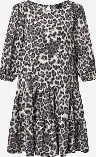 AX Paris Kleid in grau / weiß, Produktansicht