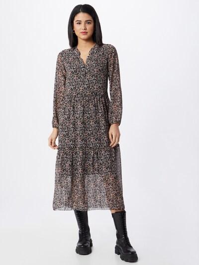 Hailys Kleid in mischfarben, Modelansicht