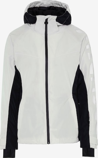 CHIEMSEE Sports jacket 'Hilltop' in Black / White, Item view