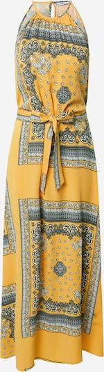 ONLY Kleid 'ALMA' in gelb / grau / weiß, Produktansicht