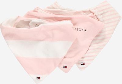 TOMMY HILFIGER Lacīte 'BIBDANA', krāsa - rozā / balts, Preces skats